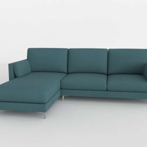 District Sectional Sofa CB2
