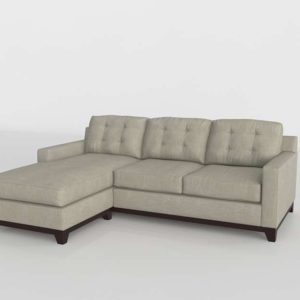Sectional 3D Furniture