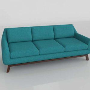Calhoun 3D Sofa Joybird