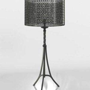 16Eiffel Tower Lamp Arhaus Design
