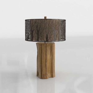 Etched Birches Table Lamp Pier 1 Imports