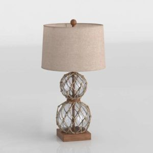 Seaside Table Lamp Bassett Mirror Decor