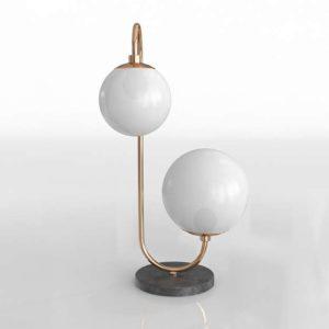 Pelle Table Lamp Asymmetrical eBay