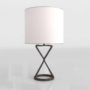 Anneu Table Lamp Visual Comfort&Co