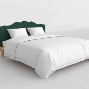 Glancing Eye 3D Model Standard Bed