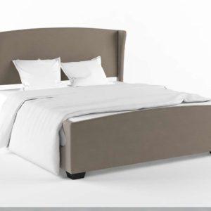 Glancing Eye 3D Model Standard Bed 10