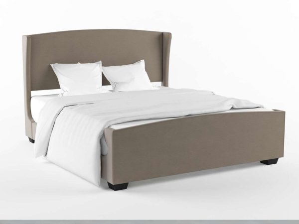 Glancing Eye 3D Model Standard Bed 10
