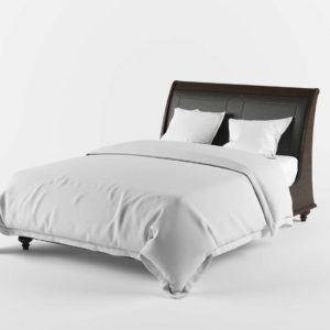 Glancing Eye 3D Model Standard Bed 02