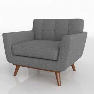Wayfair Johnston Armchair