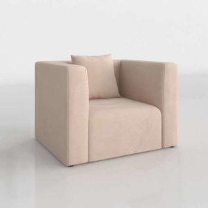 Wayfair Hilbert Barrel Chair