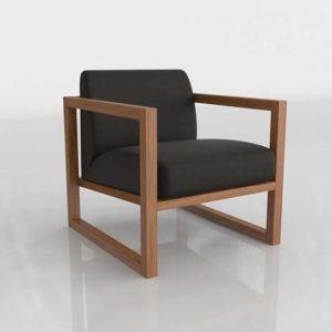 Unisonhome Edgar Teak Chair