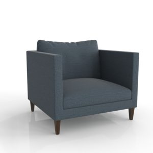 InteriorDefine Oliver Accent Chair