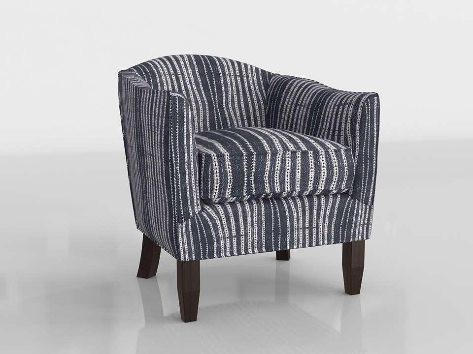 Fantastic Arhaus Giles 28 Upholstered Chair Indigo Forskolin Free Trial Chair Design Images Forskolin Free Trialorg