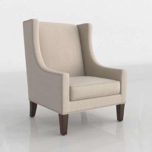 Wayfair Agnes Wingback Chair