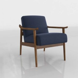 Westelm Mid Century Show Wood Chair