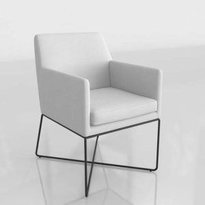 Westelm Steel City Dining Chair