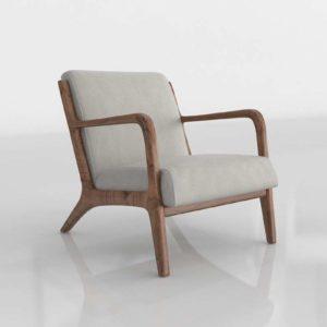 Target Esters Wood Armchair