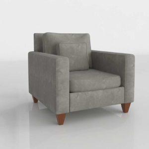 Glancing Eye 3D Model Chair 27