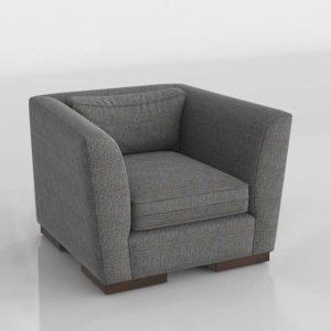 Glancing Eye 3D Model Chair 33