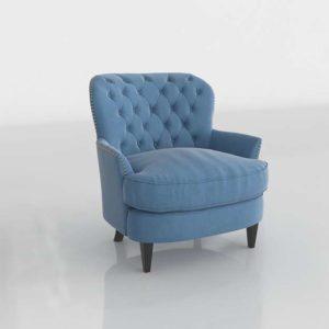 Wayfair Parmelee Wingback Chair