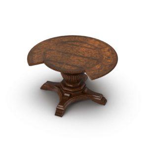 Villa Cortina Dining Table 3D