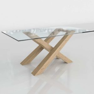 Dining Table 3D Modeling GE21