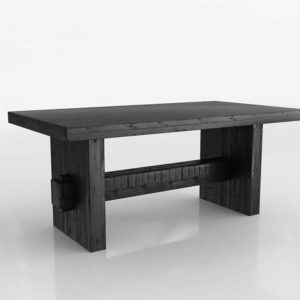 Westelm Emmerson Dining Table Pine
