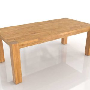 3d Modeling GE01 Dining Table