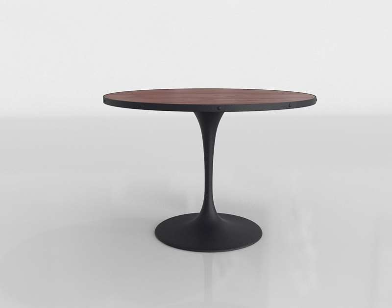 Zuomod Scotts Bluff Dining Table