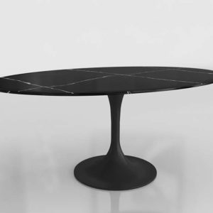 WilliamsSonoma Tulip Pedestal Oval Table