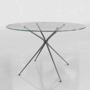 PB Avery Round Dining Table