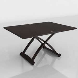 2modern Connubia Mascotte Extension Coffee Dining Table