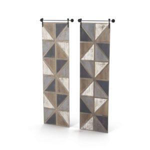 Paneles 3D Geométricos Wayfair Belia
