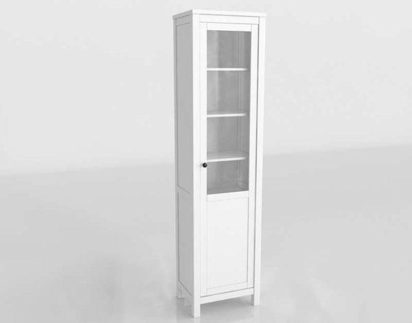 Armario Aparador 3D de Despacho IKEA Hemnes