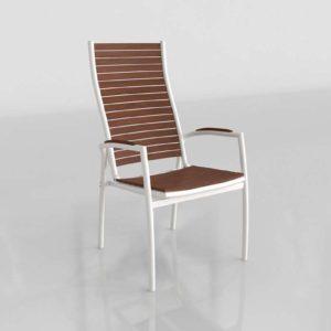 Silla 3D de Jardín IKEA Vindalso