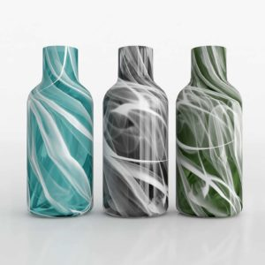 Lov Bottles 3D Model