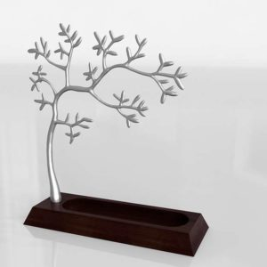 Árbol 3D de Metal IKEA Bevandrad