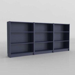 Librería 3D IKEA Billy Grande