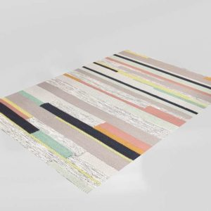 BRONDEN Alfombra Diseño 3d Muebles Ikea