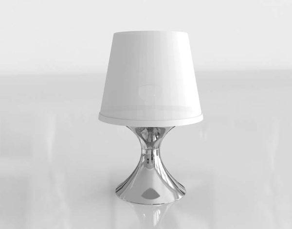 Lampan Lampara De Mesa Diseño 3d Muebles Ikea