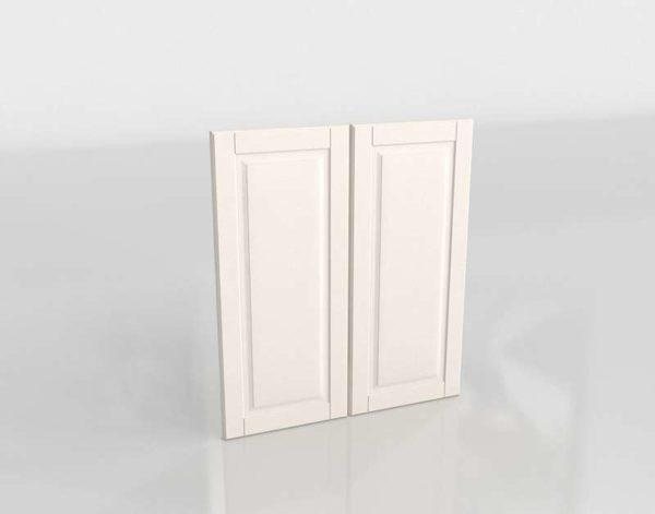 BODBYN 2 Door 3D Design IKEA