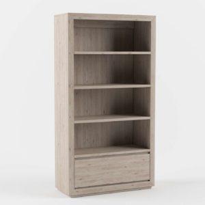 Callum 3DBookcase Rhteen