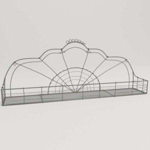 3D Model Zia Accent Shelf Joss&Main