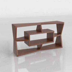 3D Model Rigo Shelf Joybird Furniture