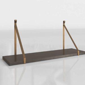 Wooden Floating 3DShelf AllModern