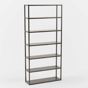 3D Design Shelving and Bookcases GE3D6