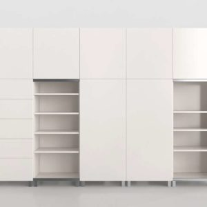 3D Design Shelving and Bookcases GE3D11