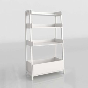 3D Design Shelving and Bookcases GE3D21