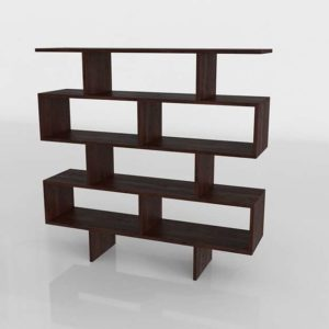 3D Design Shelving and Bookcases GE3D22