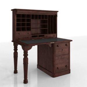 Desk HLS Interior 3D Tables&Desk Furniture